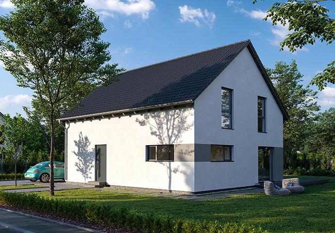 satteldachhaus-seitenansicht-satteldach-eigenheim-einfamilienhaus