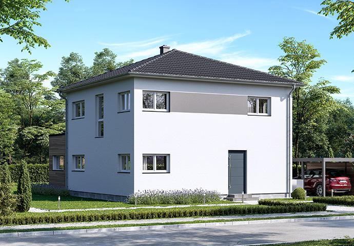 stadtvilla-fertighaus-walmdach-frontansicht
